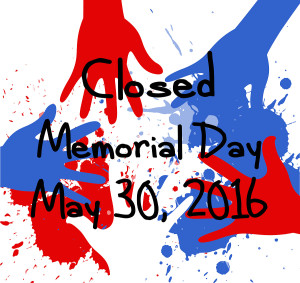 image regarding Closed for Memorial Day Printable Sign named Shut upon Memorial Working day Lewisville Preschool » Quail Valley